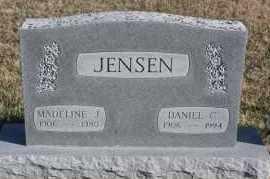 JENSEN, DANIEL C - Turner County, South Dakota | DANIEL C JENSEN - South Dakota Gravestone Photos