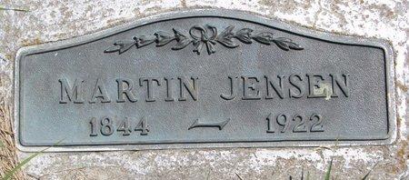 JENSEN, MARTIN - Turner County, South Dakota | MARTIN JENSEN - South Dakota Gravestone Photos