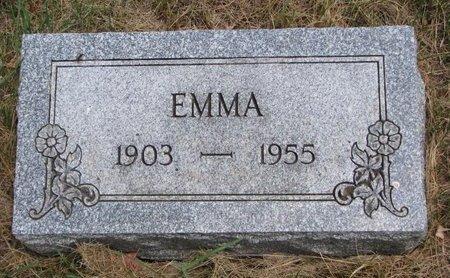 JOHNKE, EMMA - Turner County, South Dakota | EMMA JOHNKE - South Dakota Gravestone Photos