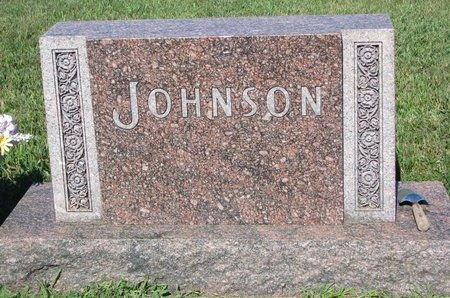 JOHNSON, *FAMILY MONUMENT - Turner County, South Dakota | *FAMILY MONUMENT JOHNSON - South Dakota Gravestone Photos