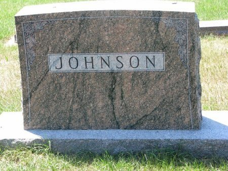 JOHNSON, *FAMILY MONUMENT - Turner County, South Dakota   *FAMILY MONUMENT JOHNSON - South Dakota Gravestone Photos