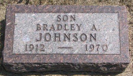 JOHNSON, BRADLEY A. - Turner County, South Dakota | BRADLEY A. JOHNSON - South Dakota Gravestone Photos