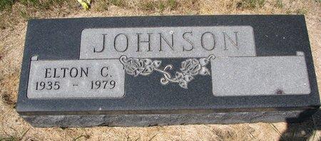 JOHNSON, ELTON C. - Turner County, South Dakota | ELTON C. JOHNSON - South Dakota Gravestone Photos