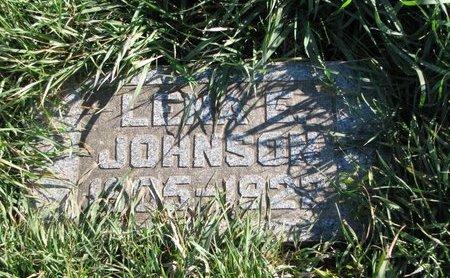 JOHNSON, LENA C. - Turner County, South Dakota | LENA C. JOHNSON - South Dakota Gravestone Photos