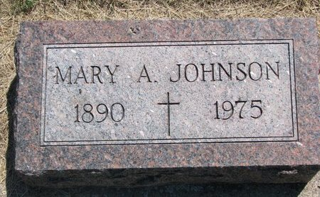 DONAHUE JOHNSON, MARY ANNE - Turner County, South Dakota | MARY ANNE DONAHUE JOHNSON - South Dakota Gravestone Photos