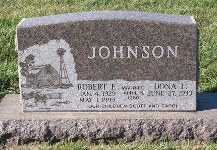 JOHNSON, DONA L. - Turner County, South Dakota   DONA L. JOHNSON - South Dakota Gravestone Photos