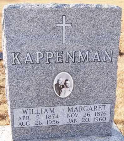 KAPPENMAN, MARGARET - Turner County, South Dakota | MARGARET KAPPENMAN - South Dakota Gravestone Photos