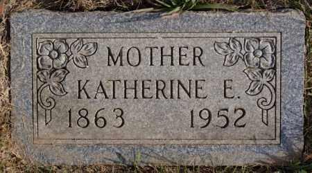 KATHERINE, SPOMER - Turner County, South Dakota | SPOMER KATHERINE - South Dakota Gravestone Photos