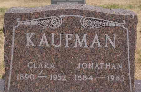 KAUFMAN, JONATHAN - Turner County, South Dakota | JONATHAN KAUFMAN - South Dakota Gravestone Photos