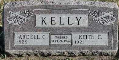 KELLY, ARDELL C - Turner County, South Dakota | ARDELL C KELLY - South Dakota Gravestone Photos