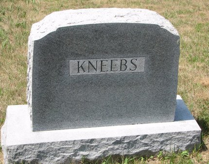 KNEEBS, *FAMILY MONUMENT - Turner County, South Dakota | *FAMILY MONUMENT KNEEBS - South Dakota Gravestone Photos