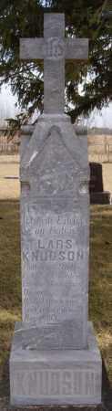 KNUDSON, LARS - Turner County, South Dakota | LARS KNUDSON - South Dakota Gravestone Photos