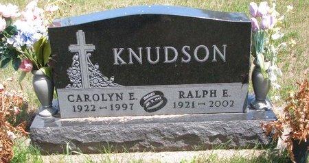 KNUDSON, CAROLYN ELAINE - Turner County, South Dakota | CAROLYN ELAINE KNUDSON - South Dakota Gravestone Photos
