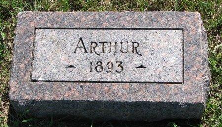 KNUTSON, ARTHUR - Turner County, South Dakota | ARTHUR KNUTSON - South Dakota Gravestone Photos