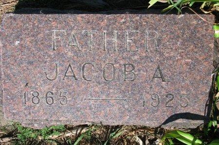 KNUTSON, JACOB A. - Turner County, South Dakota | JACOB A. KNUTSON - South Dakota Gravestone Photos