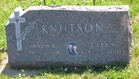 KNUTSON, RAGNA JOHANNA - Turner County, South Dakota | RAGNA JOHANNA KNUTSON - South Dakota Gravestone Photos