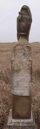 KOCK, HARRY G - Turner County, South Dakota   HARRY G KOCK - South Dakota Gravestone Photos