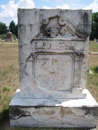 LARAWAY, ELBERT D. - Turner County, South Dakota | ELBERT D. LARAWAY - South Dakota Gravestone Photos
