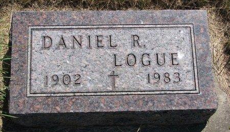 LOGUE, DANIEL R. - Turner County, South Dakota   DANIEL R. LOGUE - South Dakota Gravestone Photos