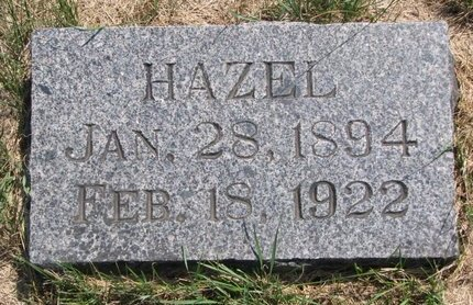 LOUNSBERY, HAZEL - Turner County, South Dakota | HAZEL LOUNSBERY - South Dakota Gravestone Photos