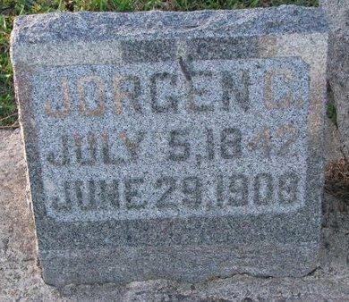 MADSEN, JORGEN C. - Turner County, South Dakota | JORGEN C. MADSEN - South Dakota Gravestone Photos