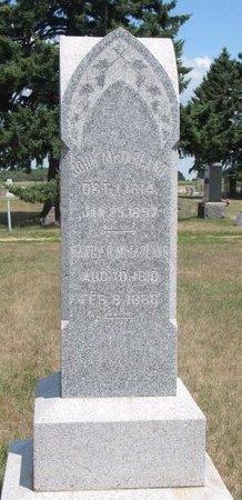 MCFARLAND, NANCY R. - Turner County, South Dakota | NANCY R. MCFARLAND - South Dakota Gravestone Photos