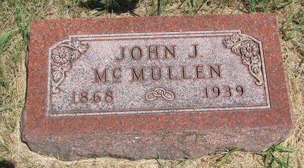 MCMULLEN, JOHN J. - Turner County, South Dakota | JOHN J. MCMULLEN - South Dakota Gravestone Photos