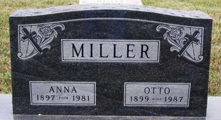 MILLER, OTTO - Turner County, South Dakota | OTTO MILLER - South Dakota Gravestone Photos