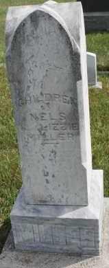 MILLER, CHILDREN - Turner County, South Dakota | CHILDREN MILLER - South Dakota Gravestone Photos