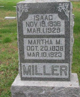 MILLER, MARTHA MELINDA - Turner County, South Dakota | MARTHA MELINDA MILLER - South Dakota Gravestone Photos