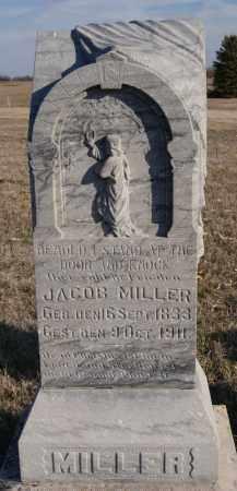 MILLER, JACOB - Turner County, South Dakota   JACOB MILLER - South Dakota Gravestone Photos