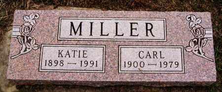 MILLER, KATIE - Turner County, South Dakota   KATIE MILLER - South Dakota Gravestone Photos
