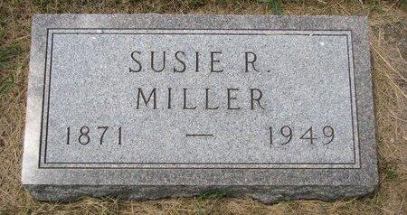 MILLER, SUSIE R. - Turner County, South Dakota | SUSIE R. MILLER - South Dakota Gravestone Photos