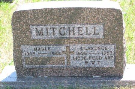 MITCHELL, MABLE - Turner County, South Dakota | MABLE MITCHELL - South Dakota Gravestone Photos