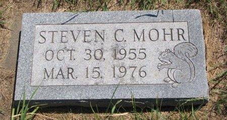 MOHR, STEVEN C. - Turner County, South Dakota | STEVEN C. MOHR - South Dakota Gravestone Photos