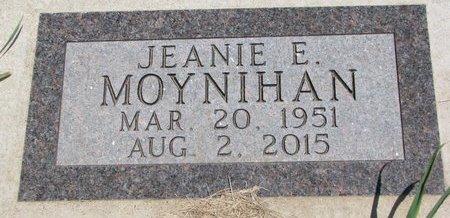 MOYNIHAN, JEANIE E. - Turner County, South Dakota   JEANIE E. MOYNIHAN - South Dakota Gravestone Photos