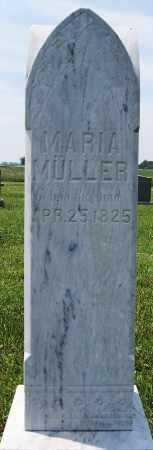 MULLER, MARIA - Turner County, South Dakota | MARIA MULLER - South Dakota Gravestone Photos