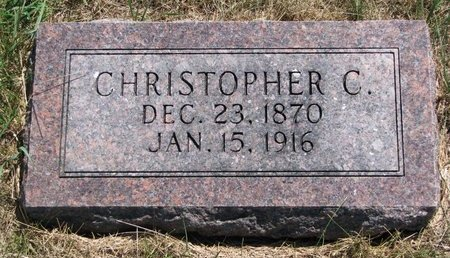 MURPHY, CHRISTOPHER C. - Turner County, South Dakota | CHRISTOPHER C. MURPHY - South Dakota Gravestone Photos