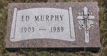 MURPHY, ED - Turner County, South Dakota | ED MURPHY - South Dakota Gravestone Photos