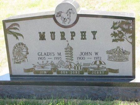 MURPHY, JOHN W. - Turner County, South Dakota | JOHN W. MURPHY - South Dakota Gravestone Photos