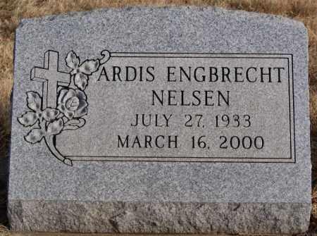 ENGBRECHT NELSON, ARDIS - Turner County, South Dakota | ARDIS ENGBRECHT NELSON - South Dakota Gravestone Photos