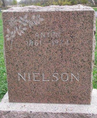 NELSON, ANTON - Turner County, South Dakota | ANTON NELSON - South Dakota Gravestone Photos