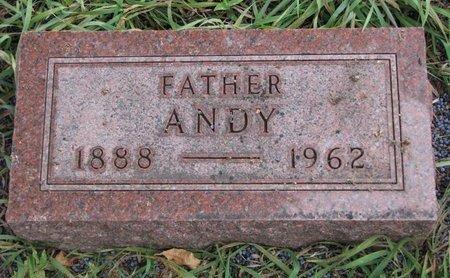 NELSON, ANDY - Turner County, South Dakota | ANDY NELSON - South Dakota Gravestone Photos