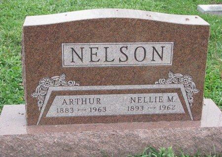NELSON, NELLIE M. - Turner County, South Dakota | NELLIE M. NELSON - South Dakota Gravestone Photos