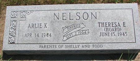 NELSON, ARLIE K. - Turner County, South Dakota | ARLIE K. NELSON - South Dakota Gravestone Photos