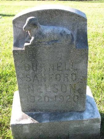 NELSON, BURNELL SANFORD - Turner County, South Dakota | BURNELL SANFORD NELSON - South Dakota Gravestone Photos