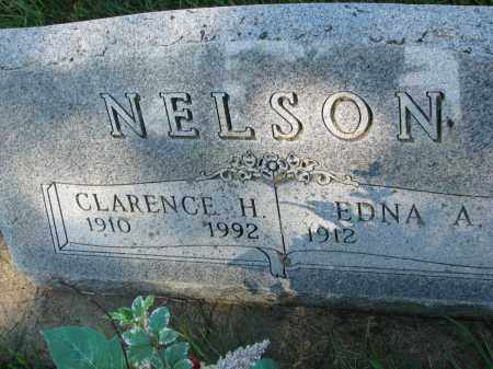 NELSON, CLARENCE H. - Turner County, South Dakota | CLARENCE H. NELSON - South Dakota Gravestone Photos