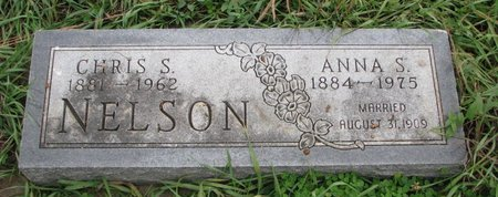 NELSON, ANNA S. - Turner County, South Dakota | ANNA S. NELSON - South Dakota Gravestone Photos