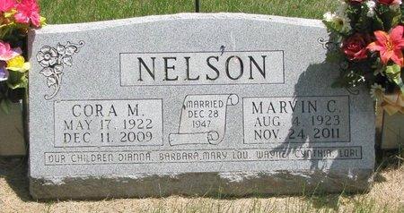 NELSON, MARVIN C. - Turner County, South Dakota | MARVIN C. NELSON - South Dakota Gravestone Photos