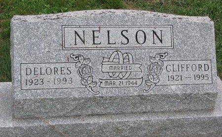 NELSON, CLIFFORD - Turner County, South Dakota | CLIFFORD NELSON - South Dakota Gravestone Photos